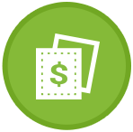 Earn $5 For<br />Every 500 Points