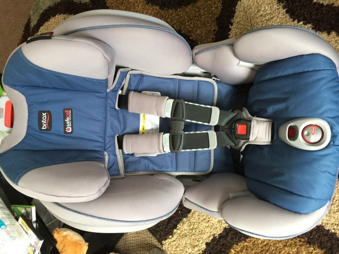 How To Untwist Britax Car Seat Straps
